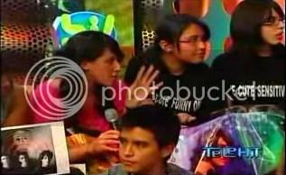 Paola @ Hi! Club de Fans Telehit