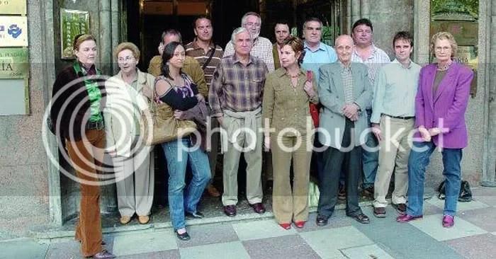 Los 14 de la AMSO-PSOE, expedientados por pedir primarias