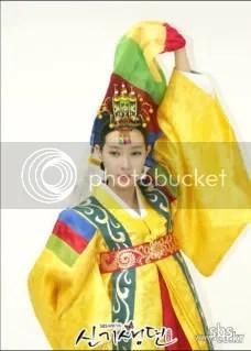 sa ran from k-drama new tales of gisaeng