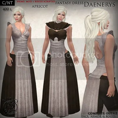 Daenerys apricot