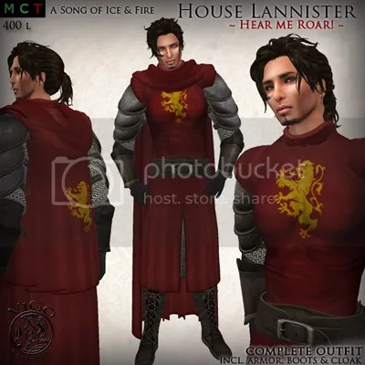 GoT - House Lannister