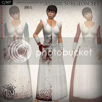 Surgeon Set