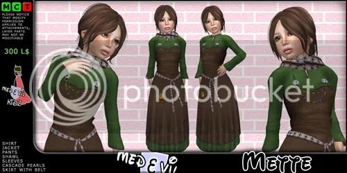 Mette green