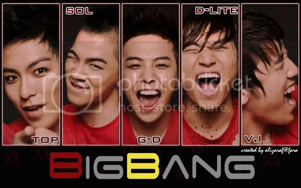 Big bang wall 1