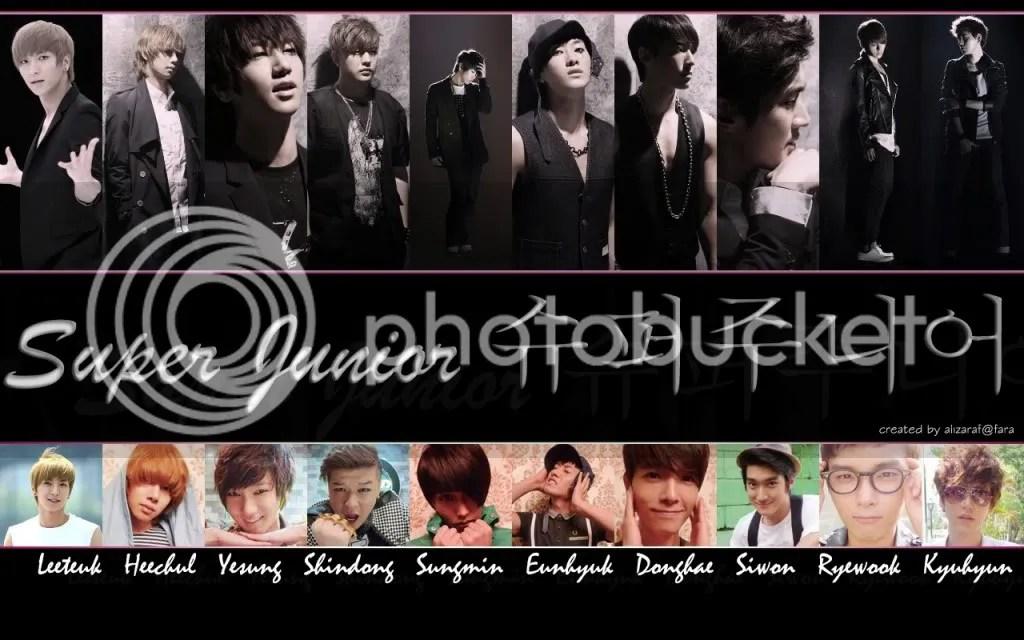 Super Junior Wallpaper 3