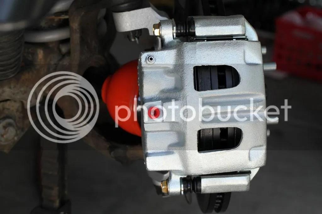 THE NEW VANCO DUAL MODE 1516 Big Brake Kit WBlack
