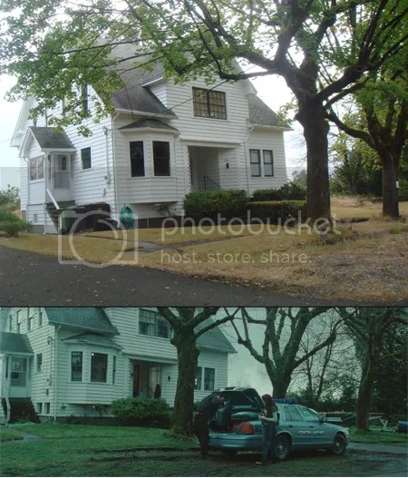 House From Twilight visiting the real filming locations of 'twilight' | twi adventures