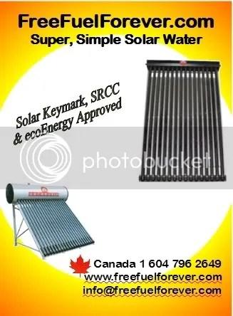solar panel pool heater