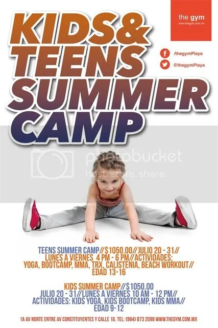 The GYM Summer Camp
