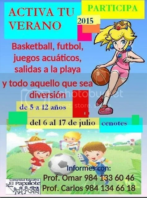 Papalote Sports Camp