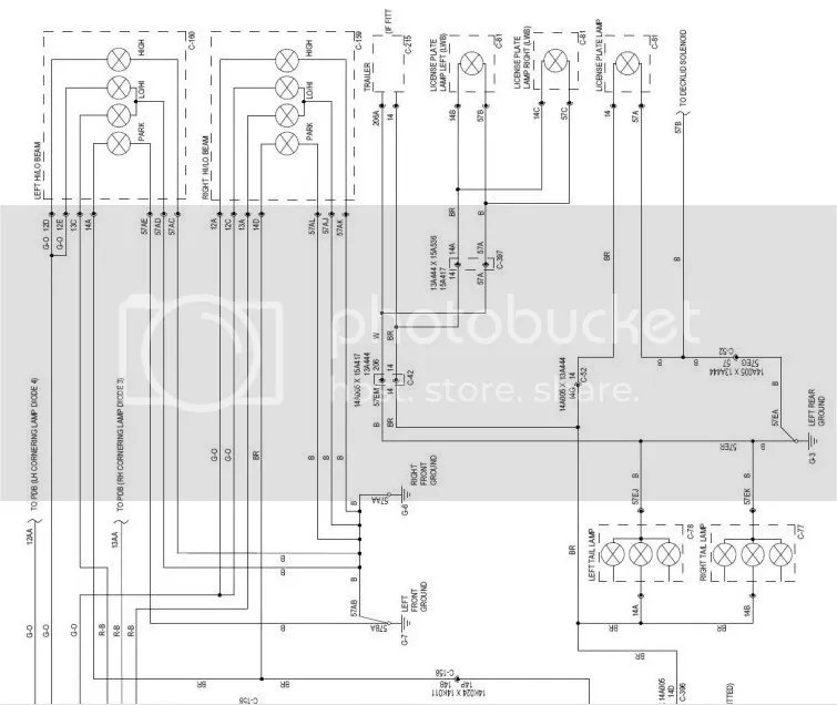 Ford Fg Ute Wiring Diagram - Wiring Diagrams Jayco Cl C Wiring Diagrams on