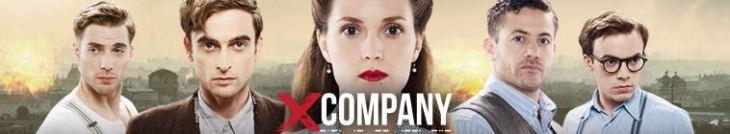 X.Company.S03E03.INTERNAL.720p.HDTV.x264-aAF  - x264 / 720p / HDTV