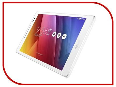 Планшет ASUS ZenPad Z380M-6B024A Pearl White 90NP00A2-M00810 (MediaTek MT8163 1.3 GHz/1024Mb/16Gb/Wi-Fi/Bluetooth/Cam/8.0/1280x800/Android)