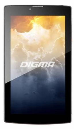 Digma Plane 7004 3G (Spreadtrum sc7731 1.5Ghz/7.0/1Gb/8Gb/Android 5.1/Graphite) PS7032PG