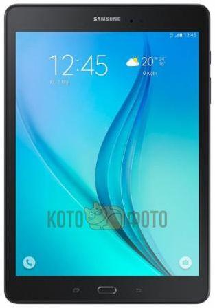 Планшет Samsung Galaxy Tab A 9.7 SM-T555 16GB LTE Black
