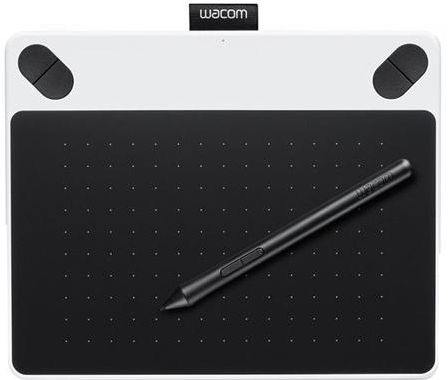 Wacom Intuos Draw Pen S (CTL-490DW-N) Black white