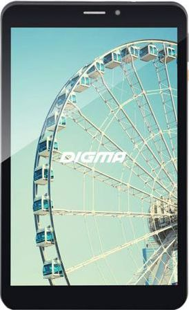 Digma Plane 8.6 8&quot 8Gb 3G Dark Blue