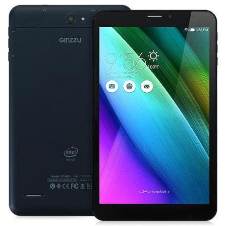 Планшет GINZZU GT-W831 8.0' 8GB 3G, 4891959311219