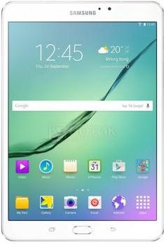 Планшет Samsung Galaxy TAB S2 8.0 SM-T710 32Gb White (Android 5.0/Exynos Octa 5433 1900MHz/8.0' (2048x1536)/3072Mb/32Gb/ ) [SM-T710NZWESER]