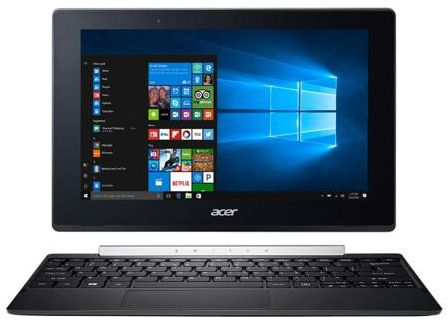 Acer Acer Aspire SW5-017P-163Q (10.1&ampquot/1366x768/2048Mb/WIFI/Windows 10 Professional x64)