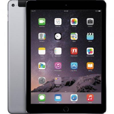 Планшетный ПК Apple iPad Air 2 Wi-Fi+Cell 32Gb Space Grey (MNVP2RU/A) (MNVP2RU/A)