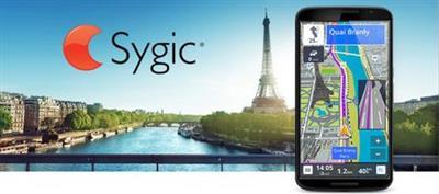 Sygic GPS Navigation v17.0.3