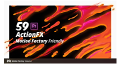 VideoHive: ActionFX | Fire Smoke Water Effects for Premiere Pro ( Premiere Pro Template )