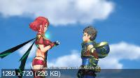 Xenoblade Chronicles 2: Torna ~ The Golden Country Xci NSP - Switch