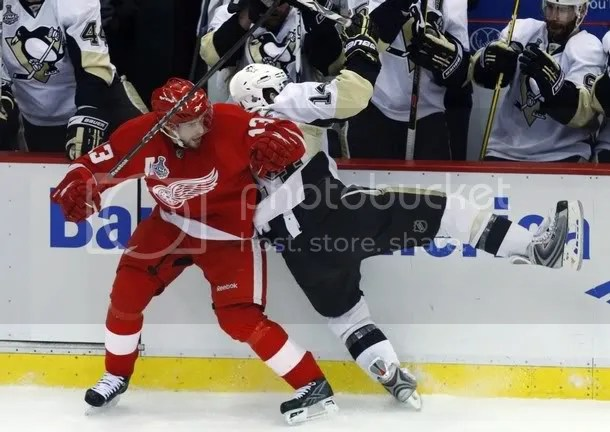 Datsyuk is the incumbent for the Selke Award.  Since this award isnt based on statistics, Im giving Pavel the nod.