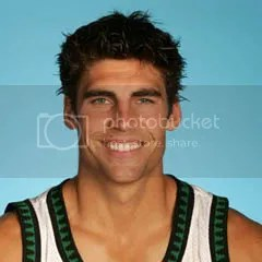 I fell in love with Wally while watching him in a TWolves game in college, so this is purely for me!