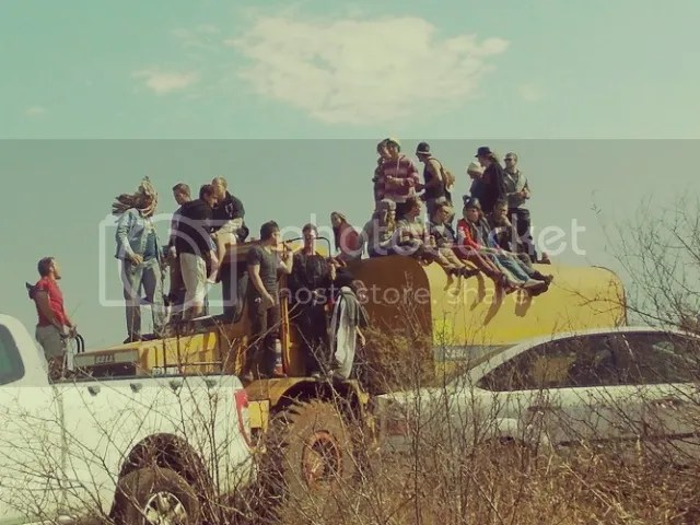 Oppikoppi Bewilderbeast Truck