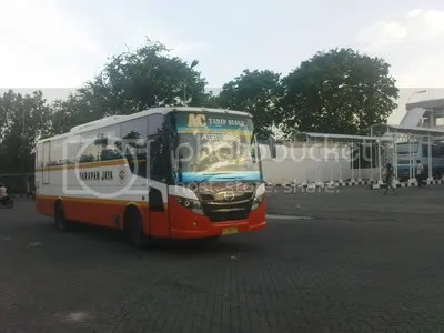 Harapan Jaya Surabaya-Trenggalek AC Tarif Biasa