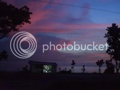 Dawn at Taman Sari