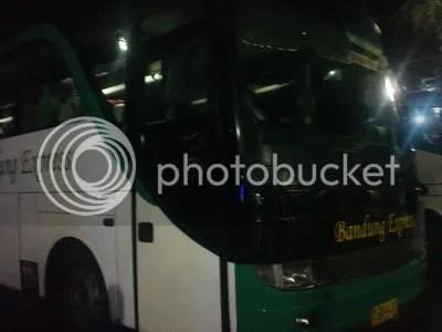 Bandung Express Merpati Bali