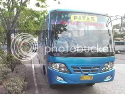 Rukun Jaya Surabaya-Blitar via Pare