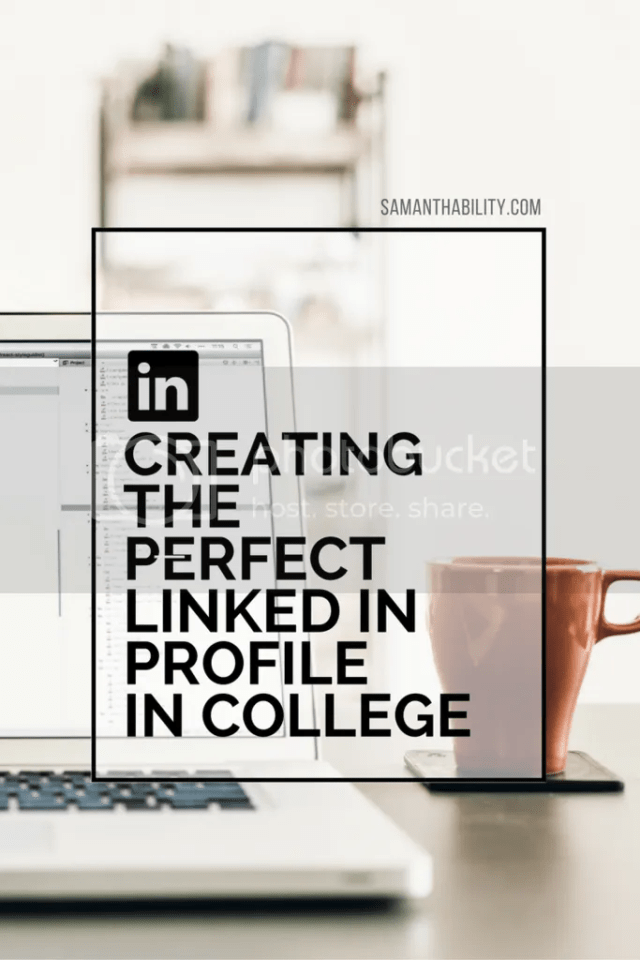 linkedin tips for college students