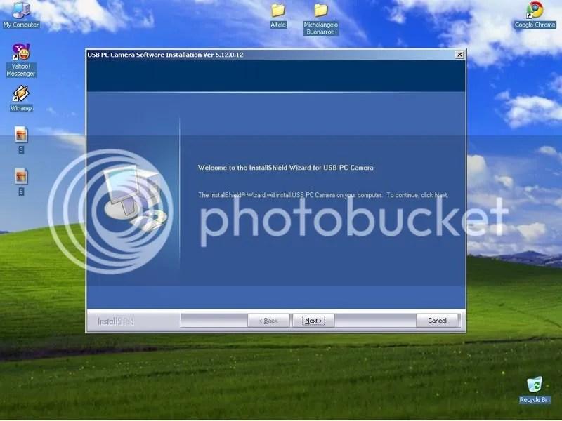 2 Cum sa instalez WebCam ul
