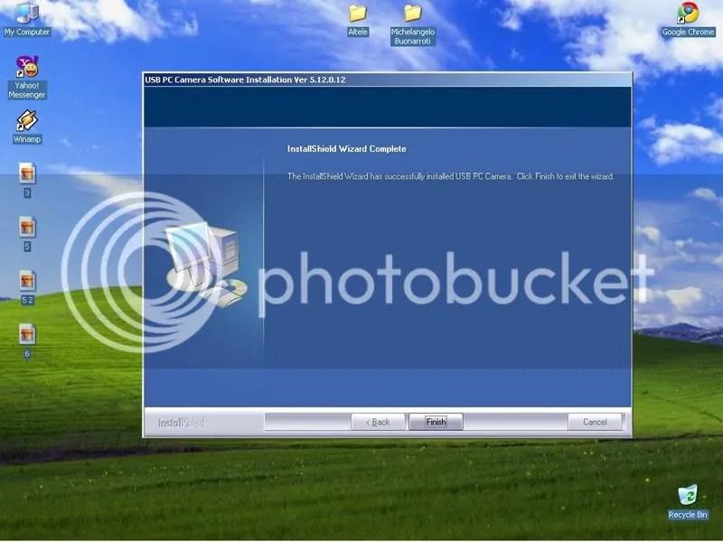 Cum se instaleaza Webcam-ul pe pc? (3/6)