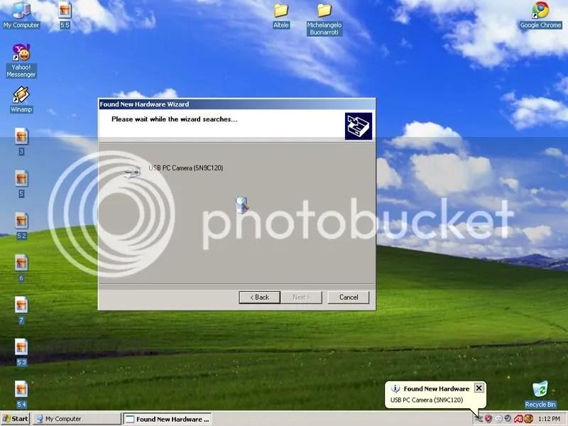 8 Cum sa instalez WebCam ul