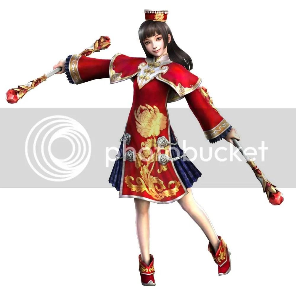Xiao Qiao Strikeforce