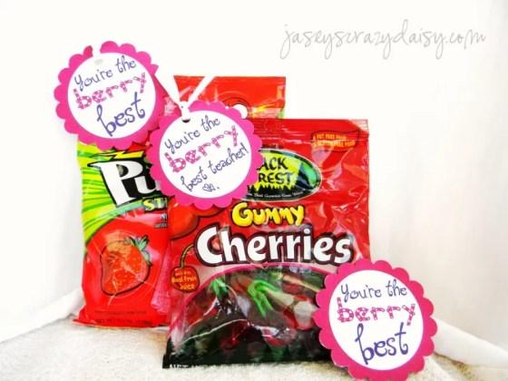 Berry BestTeacher Appreciation Ideas