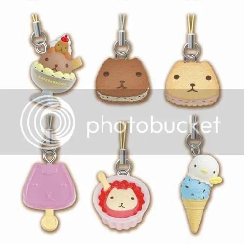 #OD019 – Bandai Kapibaradan Sweets - $4 each