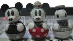 #MF010 – Classic Mickey, Minnie & Donald Tumbler - $2.50