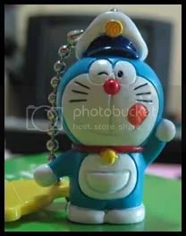 #OD007 – Doraemon Keychain (C) - S$4