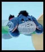 #WP003 Eeyore Furry Beanie - S$15.00