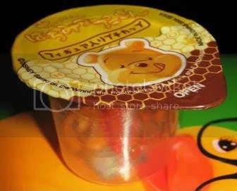 #WP018 – Pooh in Jelly Cup - $6.50