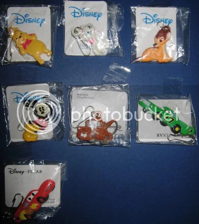 #OD017 – Disney Yujin Pendants - $3 each