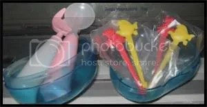 #OD006 – Little Mermaid Spoon & Fork Set - S$6