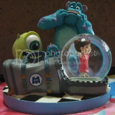 #OD010 – Monsters Inc Snow Globe - $30