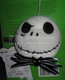 #OD011 – Nightmare Before Christmas Luggage Tag - $5